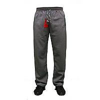 Теплые мужские брюки байка пр-во Турция 0784 Gray