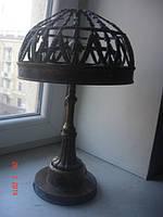 Лампа бронза ар-деко царизм
