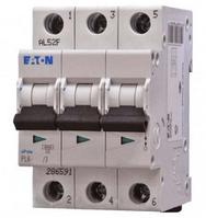EATON  Автоматический  выключатель  PL4  C50  3p