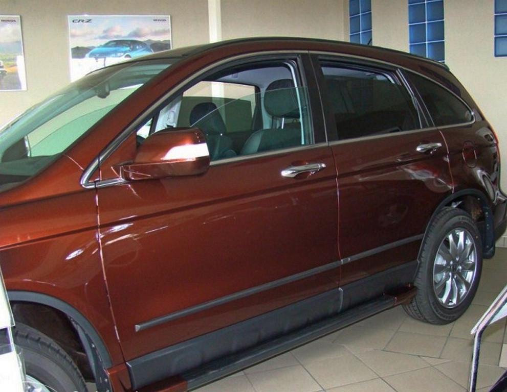 Молдинги на двери Honda CR-V 2006-2012