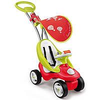 Детская машинка-каталка Smoby Bubble Go Red 720103
