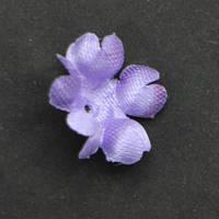 Цветок пятилистник., Форма - маленькое яблоко. Цвет сиреневый. Размер 15 мм