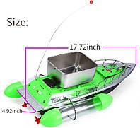 Кораблик для прикормки Т - 10 торнадо 4