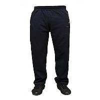 Теплые мужские батальные брюки байка пр-во Турция оптом недорого 0649G Dark Blue, фото 1