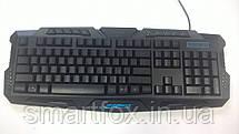 Клавиатура игровая с подсветкой USB M200 Gamer, фото 3