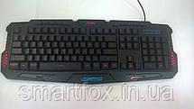 Клавиатура игровая с подсветкой USB M200 Gamer, фото 2