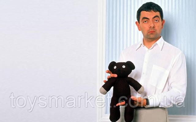 Мистер Бин и его черный мишка