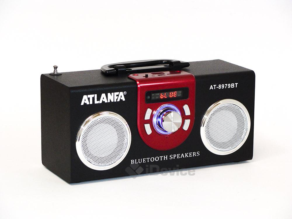 Портативная колонка Atlanfa АТ-8979BT Bluetooth