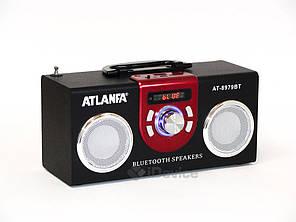 Портативная колонка Atlanfa АТ-8979BT Bluetooth, фото 2