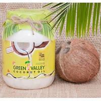 Натуральное кокосовое масло холодного отжима 1 л