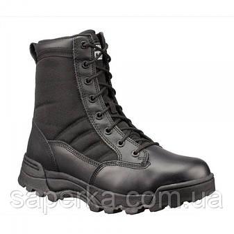 Военные мужские ботинки SWAT Classic 9 Mens Black, фото 2