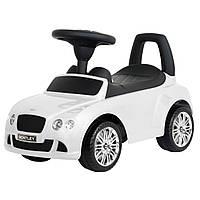 Каталка-толокар Bambi Bentley Z 326-1 White (Z 326)