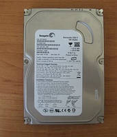 "Жесткий диск HDD на 160 Gb SATA 3.5"" SEAGATE ДЛЯ стационарного ПК ( 160Gb sata2 3.5 "") Б/У но ИДЕАЛ cГАРАНТИЕЙ"