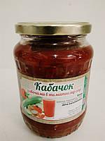 Кабачки в соусі (0,72л) ОРА АГРО-ЕКО