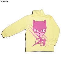 Детский свитер для девочки СУПЕРКОШКА