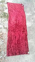 Ткань красный бархат для оббивки икон царизм