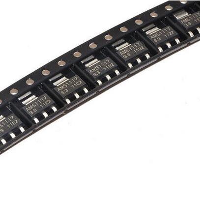Стабилизатор AMS1117 3.3 SOT223, фото 1