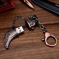 USB флешка Клык-Зуб Волка 16 гб