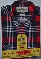 Байковая (фланелевая) рубашка (размеры 44.45)