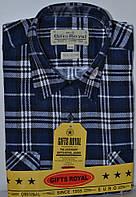 Байковая (фланелевая) рубашка (размер 44)