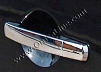 NISSAN PATHFINDER SUV R51 (2005-2012) Дверные ручки  (нерж.) 2-дверн. - с сенсор.отверст. Omsa
