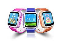 Детские GPS смарт часы Smart Baby Watch q80