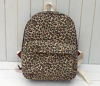Рюкзак городской Леопард, фото 1
