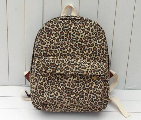 Рюкзак городской Леопард