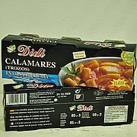 Кальмари в  соусе американо  ТМ Didi