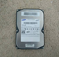 "Жесткий диск HDD на 160 Gb SATA 3.5"" SAMSUNG ДЛЯ стационарного ПК ( 160Gb sata2 3.5 "") Б/У но ИДЕАЛ cГАРАНТИЕЙ"