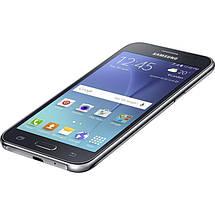 Мобильный телефон Samsung Galaxy J200 Black, фото 3