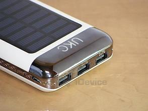 Внешний аккумулятор UKC Solar 12000 мАч, фото 2