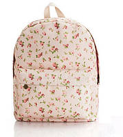 Рюкзак городской Цветы, фото 1
