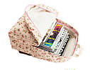 Рюкзак городской Цветы, фото 4