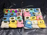 Носочки для ребенка вязаные теплые Турция упаковка (12 пар)