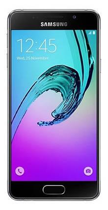 Мобильный телефон Samsung А310 2016 Black, фото 2