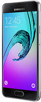 Мобильный телефон Samsung А310 2016 Black, фото 3