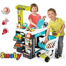 Інтерактивний Супермаркет City Shop Smoby 350206