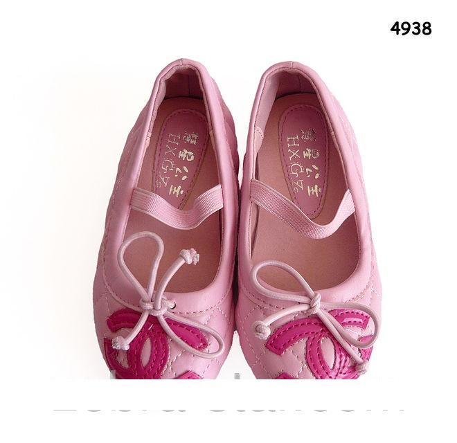 705859029e51 Купить Туфли-балетки Сhanel для девочки. р. 26 (15 см)  продажа, в ...