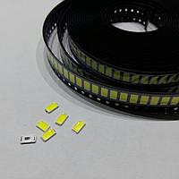 SMD светодиод 5730 холодный 0,5W