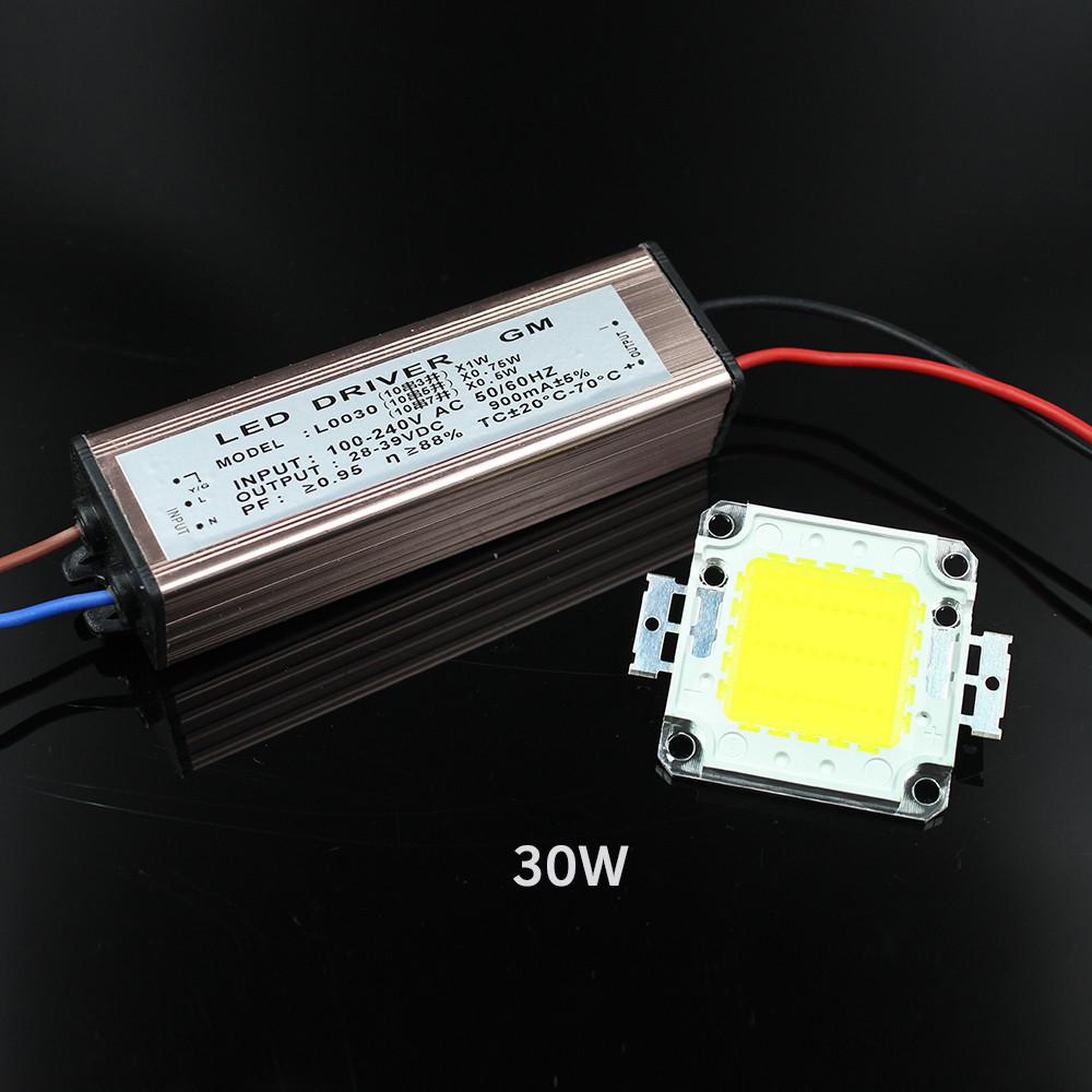 Ремонт светодиодных LED прожекторов и светильников