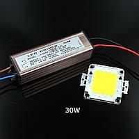 Ремонт светодиодных LED прожекторов и светильников, фото 1
