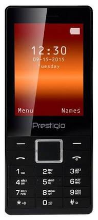 Мобильный телефон Prestigio 1280 DS Black, фото 2