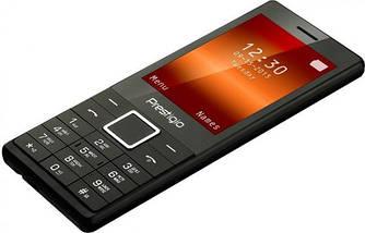 Мобильный телефон Prestigio 1280 DS Black, фото 3