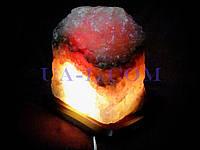 Соляная лампа СКАЛА 4-5кг