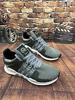 Мужские кроссовки Adidas ClimaCool Ride 2016 (адидас климакул) серые, кроссовки для бега