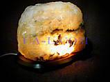 Соляная лампа СКАЛА 8-10кг, фото 2