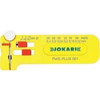 Инструмент для снятия микроизоляции JOKARI PWS-Plus 001, 0,12 к 0,40 мм Ø   AWG 36 - 26