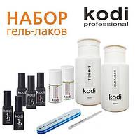 Стартовый набор гель лаков Kodi-Professional