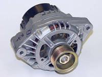 Генератор ВАЗ 2123 (14В 80А) (а\м с сентября 2003г., с верх. расп. двиг.) (с электромагн. возб.) (пр